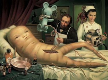 Birth - Mark Ryden